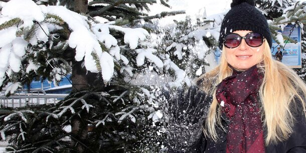 Eis & Schnee im Anmarsch