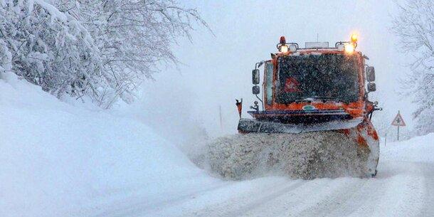 Schneefall österreich Aktuell