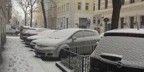Wann es heute wo wie viel schneit