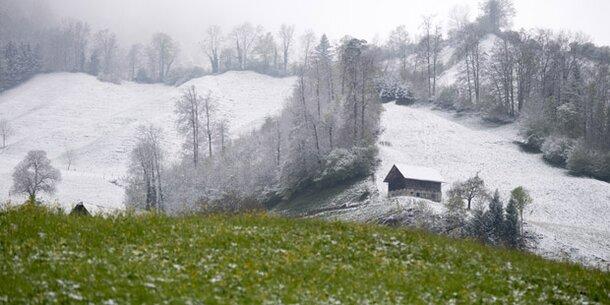 Wettersturz: Kaltfront bringt Neuschnee!