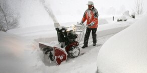 Wo & wann wie viel Schnee fällt