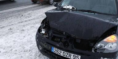 Ganz Europa versinkt im Schnee