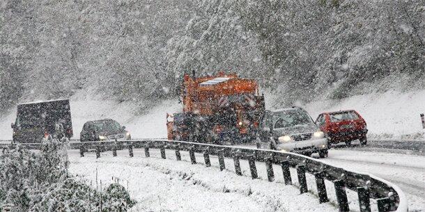Wintereinbruch: Jetzt kommt der Schnee
