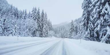 Wo und wann es heute schneit