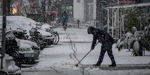 Brrr! Nächste Woche kommt der Schnee