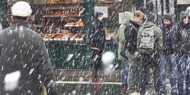 Schnee meldet sich zurück