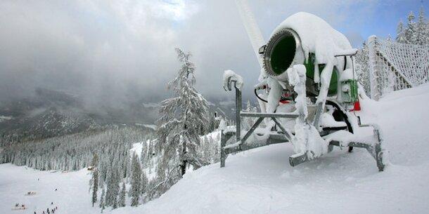 Neuschnee-Prognose: Wo es wie viel schneit