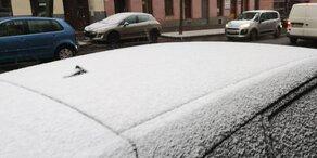 Mini-Winter bringt Schnee bis Wien