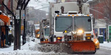 New York Schnee