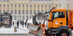 Wintereinbruch: So rüstet sich Wien für den Winter