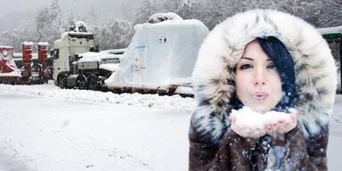 Schneewalze