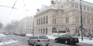 Wintereinbruch: Hier gibt es jetzt Schnee
