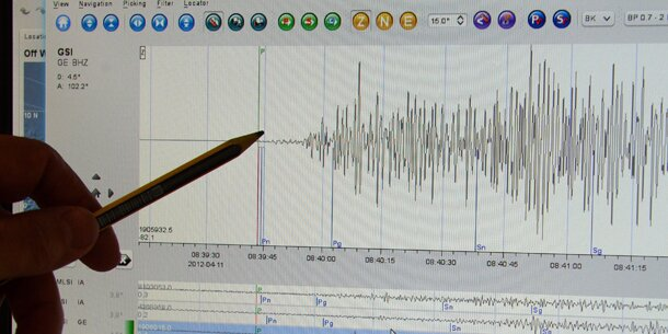 Erdbeben löste Tsunami vor Grönland aus