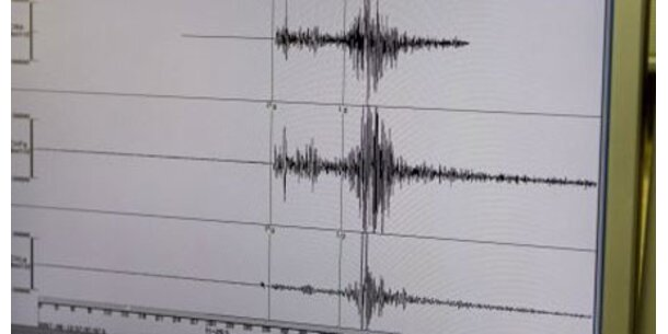 Erdbeben der Stärke 2,2 in Tirol