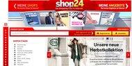 Shop24 mit 1 Million Angeboten
