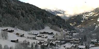 Silbertal Dorf