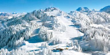 Skigebiet Salzburg