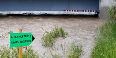 Hochwasser in Schladming