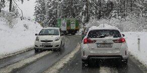 Land Tirol gibt Schnee-Warnung aus