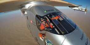 Solarflieger schaffte Weltumrundung