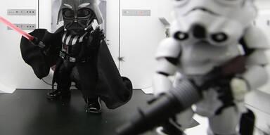 Star Wars-Spielzeug liegt derzeit wieder voll im Trend