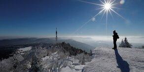 Wochenende bringt Kälte, Sonne, Nebel