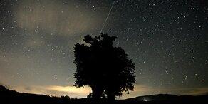 Perseiden: Sternschnuppen-Spektakel im Sommer