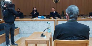 Mutter erschossen - Gericht in Steyr entschied bedingte Einweisung
