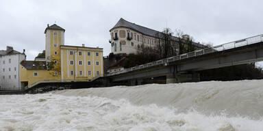 Hochwasser Steyr