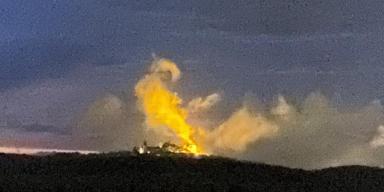 """Stift """"in Flammen"""": Lichtstrahl sorgt für Feuerwehr-Einsatz"""