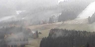 Blick auf das Stuhleck (Steiermark)