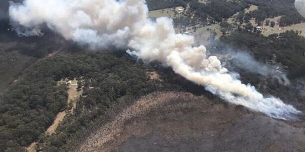 Verheerende Buschbrände hüllen Sydney in Rauch