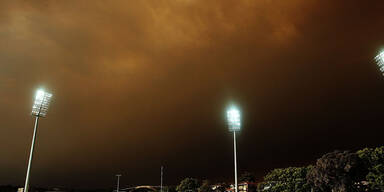 Waldbrände wüten bei Sydney