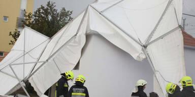 Feuerwehr-Einsaätze in Tulln