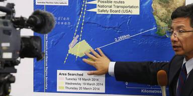 Hinweise auf vermissten Flieger im Süden des Indischen Ozeans