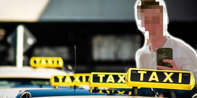 Toter auf Straße: Jetzt Fahndung nach Taxi-Lenker