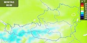 Temperatur Vorhersagefilm