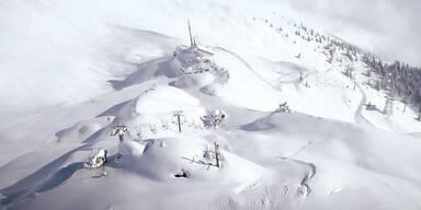 Nordkette Schnee