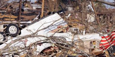 Tornados wüten im Mittleren Westen der USA