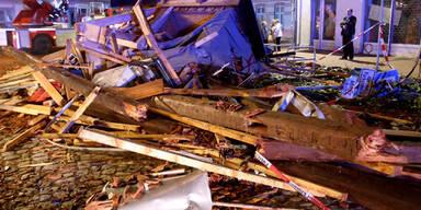 Tornado verwüstet deutsche Kleinstadt