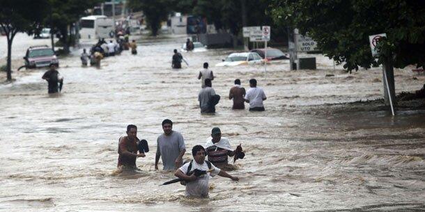 40 Unwetter-Tote nach Tropensturm