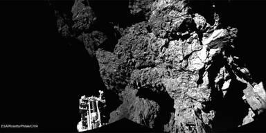 Tschuri Rosetta Philae