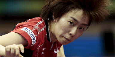Tischtennis-Star Kasumi Ishikawa beweist Mut zu wilder Haarpracht