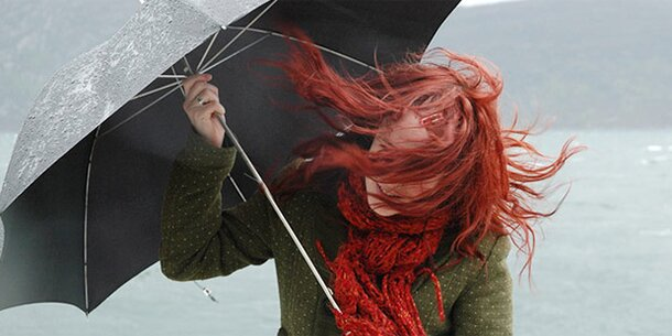 Wetter wird turbulent: Schnee, Regen, Sturm