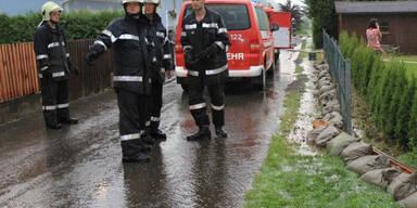 Die Unwetter richteten schwere Schäden und Chaos an.