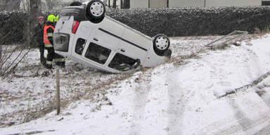 Unfall in Winkeln