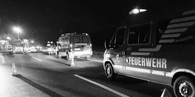 22-Jährige stirbt bei Horror-Crash in NÖ