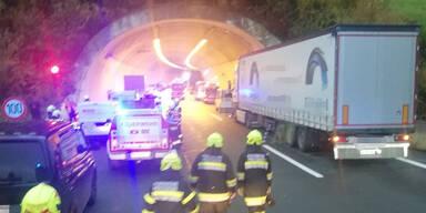Drei Tote bei Horror-Crash auf der A2 in Kärnten