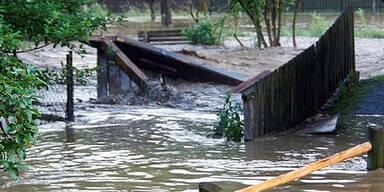 Schwere Unwetter im Bezirk Murau