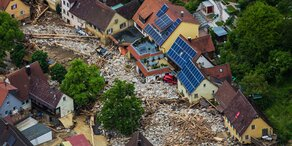 4 Tote bei Unwetter-Chaos
